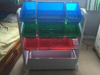 Children's storage furniture