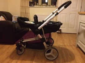 Petite Star travel system REDUCED AGAIN