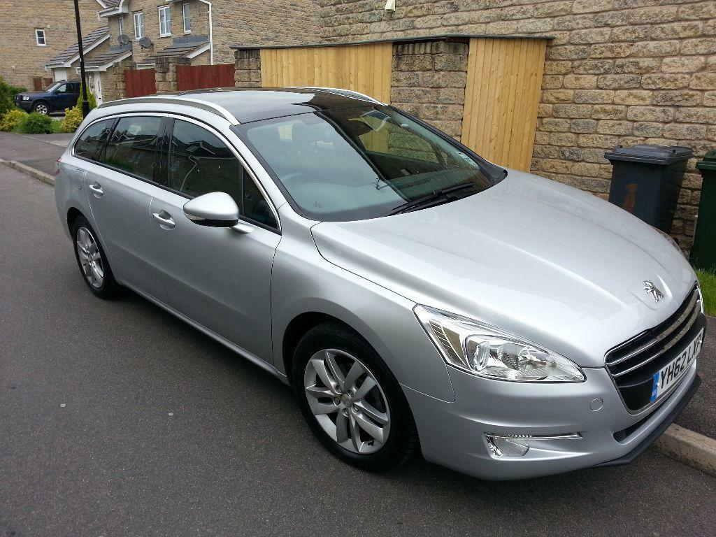 2012 peugeot 508 2 0 hdi 140 active sw with warranty in dinnington south yorkshire gumtree. Black Bedroom Furniture Sets. Home Design Ideas
