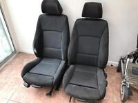 Driver and passenger seats BMW M Sport 320 d