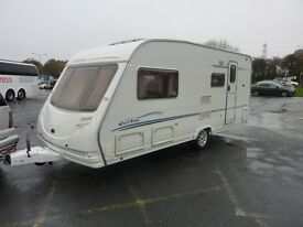 Sterling Eccles Emrald Touring Caravan