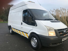 VERY RARE FORD TRANSIT COMPRESSOR VAN