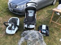 Mamas & Papas travel system