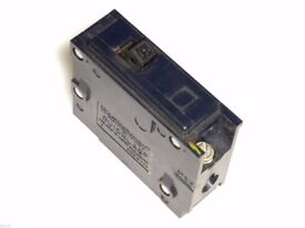 Ottermill mcb circuit breakers Westinghouse Quicklag-15A single pole SP