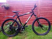 Good Spec mountain bike
