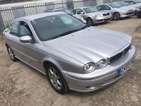 Jaguar xtype petrol drives superb 395