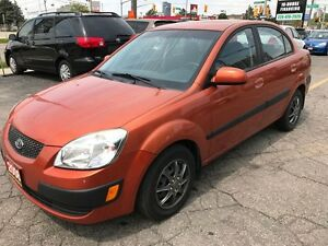 2009 Kia Rio EX CONVENIENCE l 4 DOOR GAS SAVER