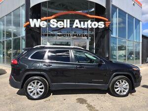 2015 Jeep Cherokee Limited *NAV*BACK UP CAMERA*REMOTE START*