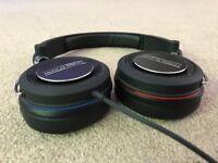 Musical Fidelity MF100 on-ear headphones