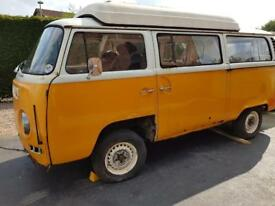 Vw campers and spares