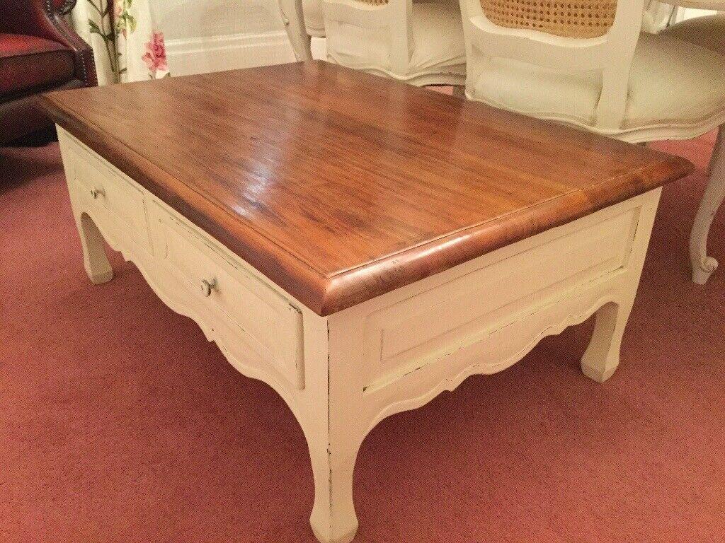 Laura Ashley Bramley Coffee Table Good Condition In Heysham Lancashire Gumtree