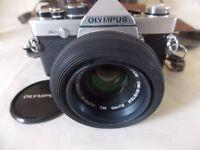 Olympus OM - 2 Camera