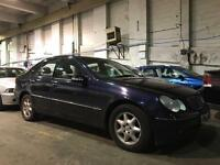 MERCEDES C200 KOMP ELEGANCE AUTOMATIC WITH NEW 12 MONTHS MOT LOVELY CAR THROUGHOUT