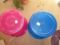 Colourful Storage FUN TUBS 39 Litre Buckets