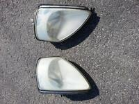 Mitsubishi eclipse-2003 tail and head lights for salem