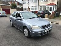 VAUXHALL ASTRA 1.6 AUTOMATIC 2004
