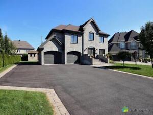 540 000$ - Maison 2 étages à vendre à St-Bruno-De-Montarville