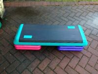 Aerobic Step Bench