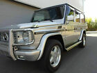 Mercedes G-Klasse W463 500 Test