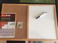 Bi-office combo board