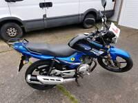 Honley HD-1 125cc 2016