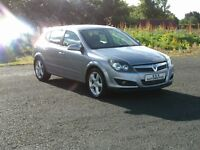 VAUXHALL ASTRA 1.8 SRI ONLY 50K MILES 12 MONTHS M.O.T 6 MONTHS WARRANTY (FINANCE AVAILABLE)