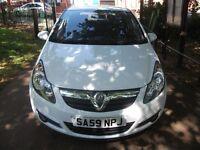 Vauxhall Corsa 1.2 i 16v SXi 3dr£4,250 LOW INSURANCE LOW MILEAGE 2009 (59 reg), Hatchback
