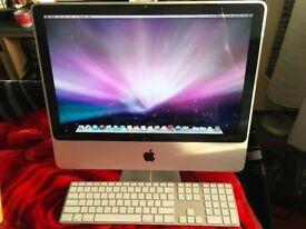 Apple iMac 20inch 2007