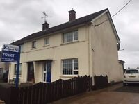 3 bedroom semi to rent, Ballynakilly, Dungannon