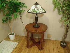 Attractive Solid Cherry Table
