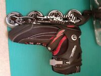 Soft Boot Inline Skates - BRAND NEW