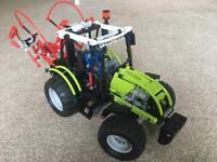 Lego Technic 8284 tractor
