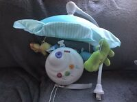 Fisher-Price Precious Planets Projection Mobile