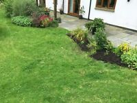 Grass cutting, painting , gardens redesigned , house clearance available