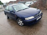LHD NISSAN PRIMERA with A/C , we have more left hand drive ---15 cheap cars on stock---