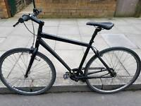 Trek Soho Single speed Matte Black *Not carrera boardman raleigh fixie pinnacle no logo 6ku*