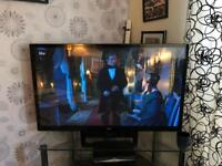 "LG 50pa4500 50"" TV FULLY WORKING ORDER WITH REMOTE AND STAND GOOD CONDITION"
