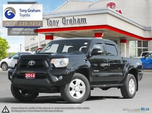 2014 Toyota Tacoma V6 TRD PACKAGE WITH LEATHER