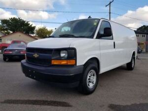 2017 Chevrolet Express 2500 Auto Low Kms 18116 Kms!!