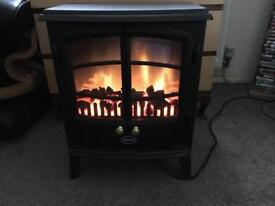 Electric fire for sale. Rhyl
