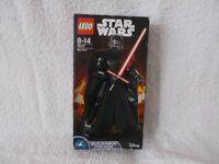 Boxed Star Wars Lego