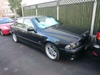BMW 530i M sport LPG for sale