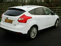 2012 FORD FOCUS 1.6 TDCI ECONETIC STOP START # FORD SERVICE HISTORY### £20 A YEAR ROAD TAX !!! ###