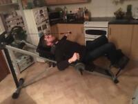 Total trainer flex gym