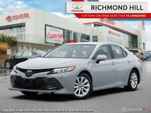 2018 Toyota Camry LE  - Navigation -  Heated Seats - $84.98 /Wk