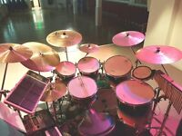 Experienced Drummer available for dep work - good gear and transport