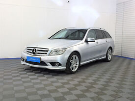 Bad Credit Car Finance Available - 2009 2.1L Auto Mercedes-Benz C220 SPORT CDI A
