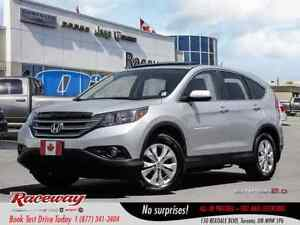 2013 Honda CR-V ***EX***LOCAL TRADE IN***LOW KMS***