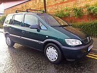 Vauxhall Zafira 1.6 ( 7 seater ) FULL SERVICE, MOT 10/17!! MPV CLEAN!