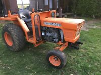 Kubota l245 tractor ideal for paddock or allotment etc
